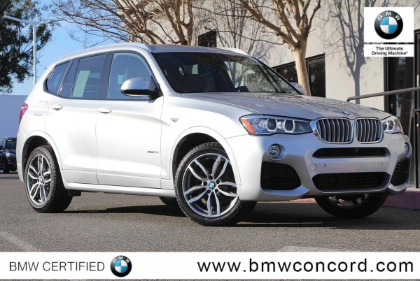 2017 BMW X3 in Concord, CA