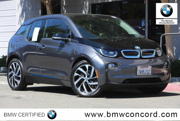 2017 BMW i3 in Concord, CA
