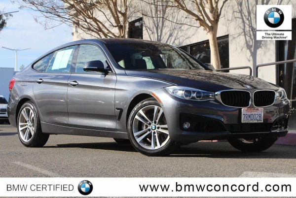 2016 BMW 3 Series in Concord, CA