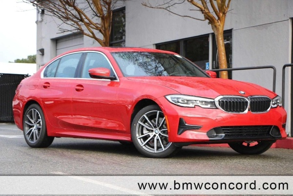 2019 BMW 3 Series in Concord, CA