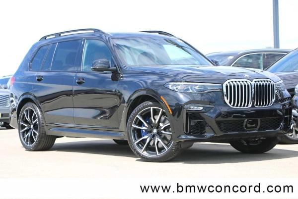 2019 BMW X7 in Concord, CA