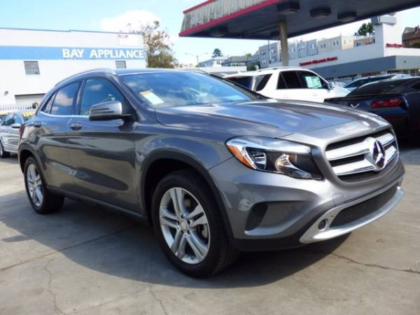 2017 Mercedes-Benz GLA in Oakland, CA