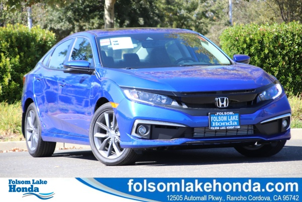 2019 Honda Civic in Rancho Cordova, CA