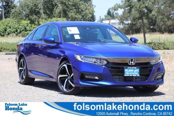 2019 Honda Accord in Rancho Cordova, CA