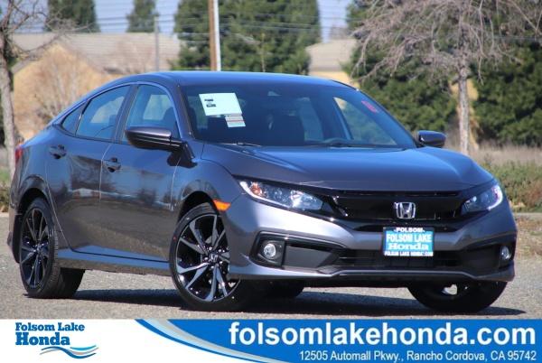 2020 Honda Civic in Rancho Cordova, CA
