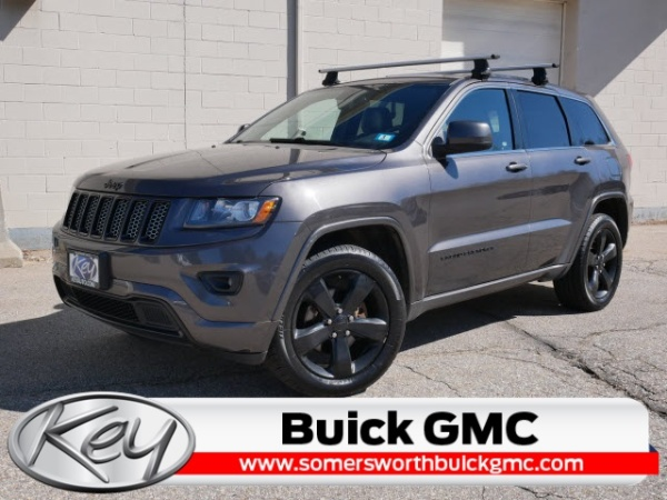 2015 Jeep Grand Cherokee in Somersworth, NH