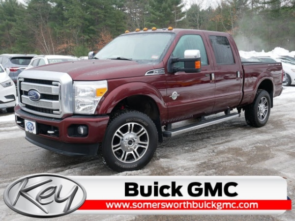2016 Ford Super Duty F-350 in Somersworth, NH