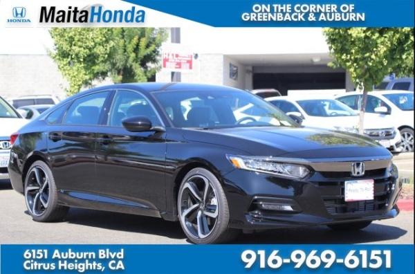 2019 Honda Accord in Citrus Heights, CA