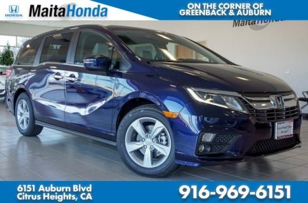 2020 Honda Odyssey in Citrus Heights, CA