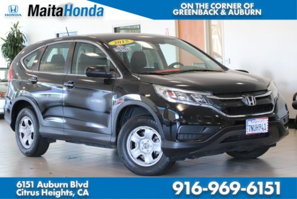 2015 Honda CR-V in Citrus Heights, CA