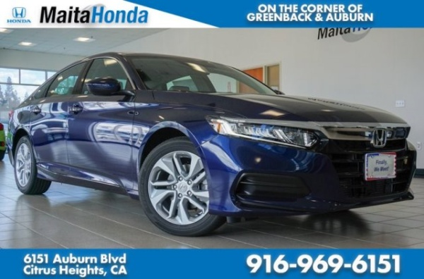 2020 Honda Accord in Citrus Heights, CA
