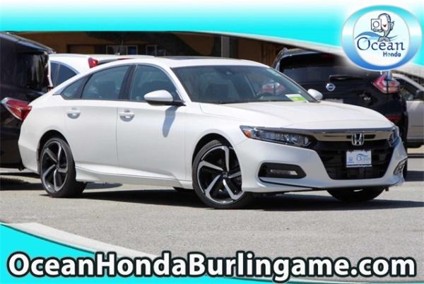 2019 Honda Accord in Burlingame, CA