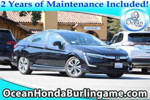 2018 Honda  Plug-In Hybrid