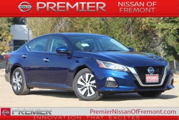 2020 Nissan Altima in Fremont, CA