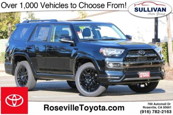 2020 Toyota 4Runner in Roseville, CA