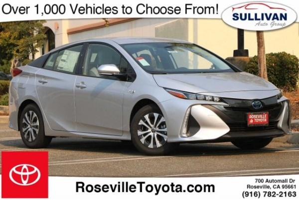 2020 Toyota Prius Prime in Roseville, CA