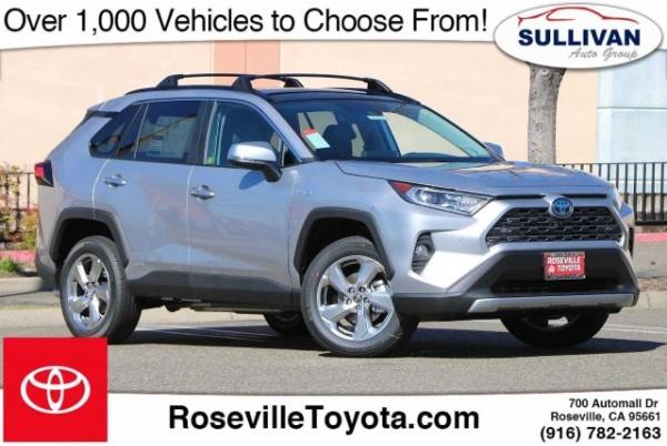 2020 Toyota RAV4 in Roseville, CA