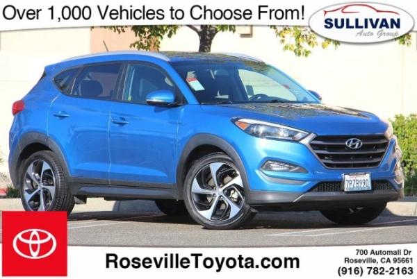 2016 Hyundai Tucson in Roseville, CA
