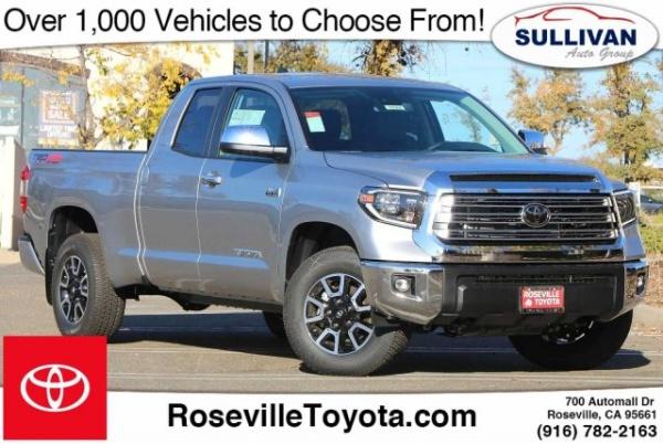 2020 Toyota Tundra in Roseville, CA