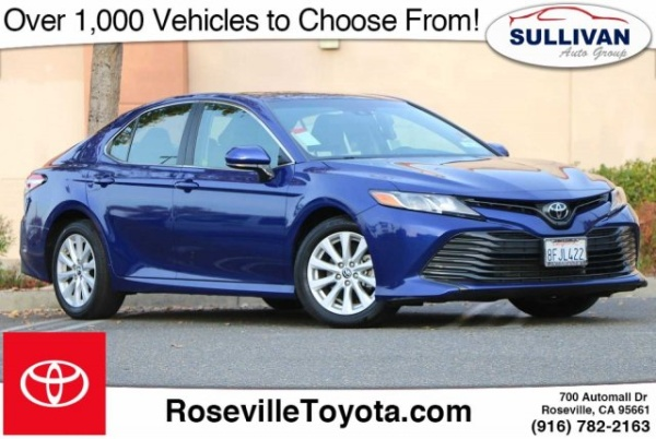 2018 Toyota Camry in Roseville, CA