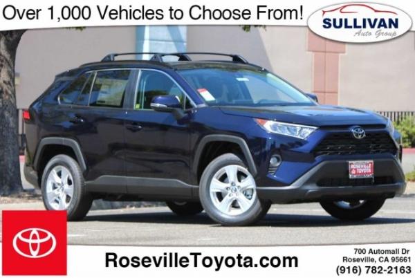 2019 Toyota RAV4 in Roseville, CA