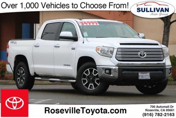 2015 Toyota Tundra in Roseville, CA