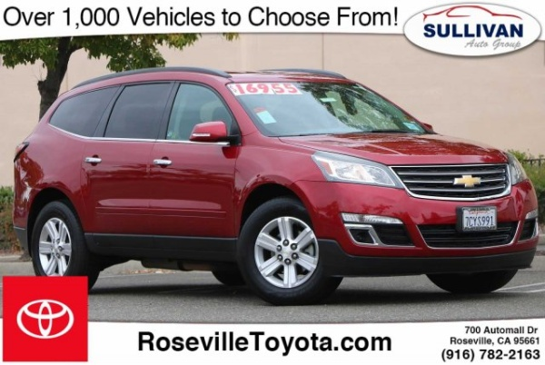 2014 Chevrolet Traverse in Roseville, CA