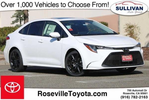 2020 Toyota Corolla in Roseville, CA