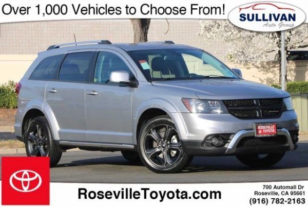 2019 Dodge Journey in Roseville, CA