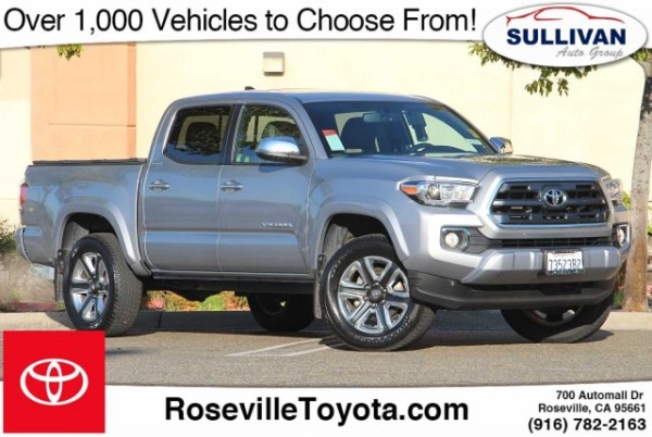 2017 Toyota Tacoma in Roseville, CA