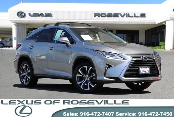 2019 Lexus RX in Roseville, CA