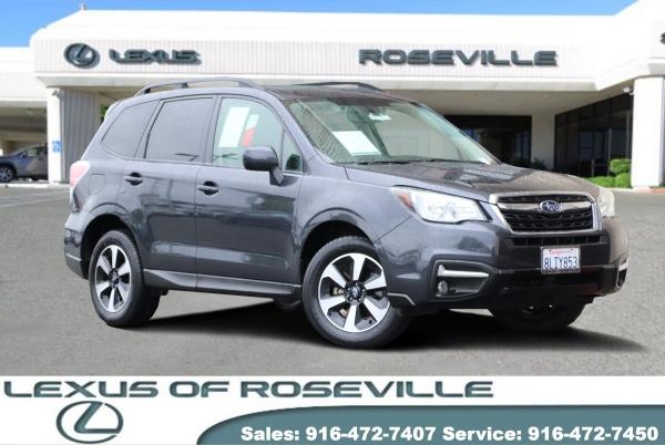 2018 Subaru Forester in Roseville, CA
