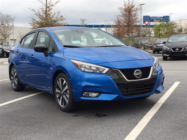 2020 Nissan Versa in Atlanta, GA