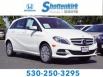 2016 Mercedes-Benz B-Class Hatchback Electric Drive for Sale in Davis, CA