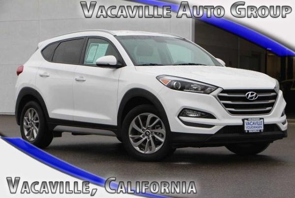 2017 Hyundai Tucson in Vacaville, CA