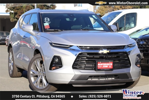 2019 Chevrolet Blazer in PITTSBURG, CA