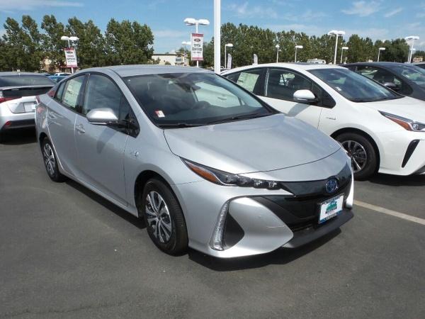 2020 Toyota Prius Prime in Yuba City, CA