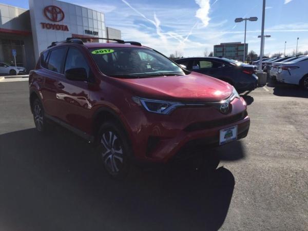 2017 Toyota RAV4 in Yuba City, CA