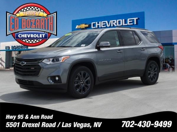2019 Chevrolet Traverse in Las Vegas, NV