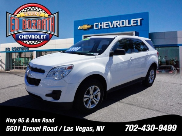2013 Chevrolet Equinox in Las Vegas, NV