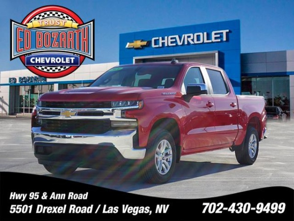 2020 Chevrolet Silverado 1500 in Las Vegas, NV