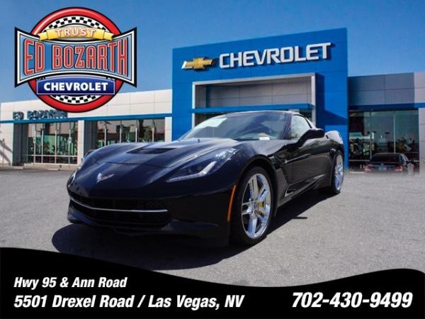 2019 Chevrolet Corvette LT