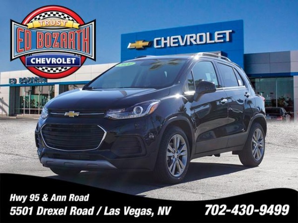 2020 Chevrolet Trax in Las Vegas, NV