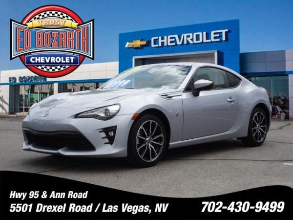 2018 Toyota 86 in Las Vegas, NV