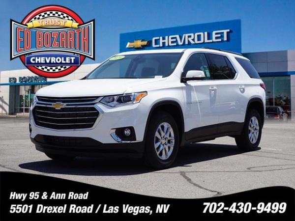 2020 Chevrolet Traverse in Las Vegas, NV