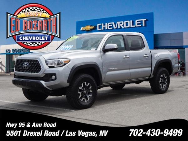 Las Vegas Toyota >> 50 Best Las Vegas Used Toyota Tacoma For Sale Savings From 1 521