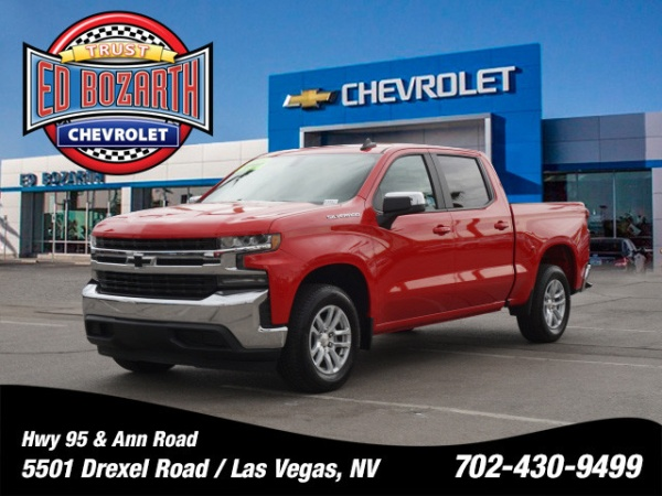 2019 Chevrolet Silverado 1500 in Las Vegas, NV