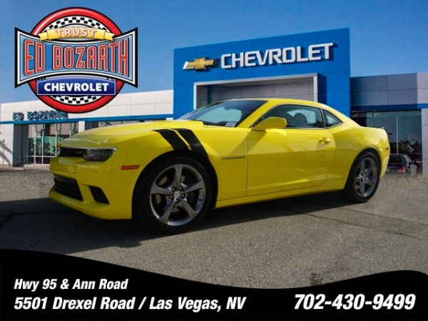 2014 Chevrolet Camaro in Las Vegas, NV