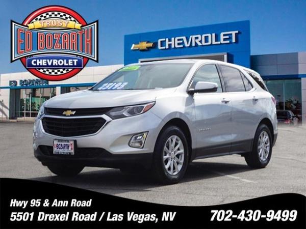 2019 Chevrolet Equinox in Las Vegas, NV