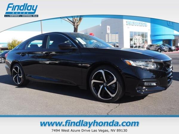 2020 Honda Accord in Las Vegas, NV